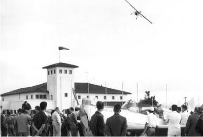 Registro do Campo de Marte em 1959