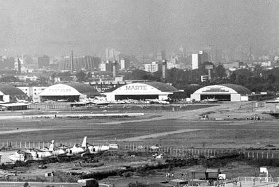 Campo de Marte em 1980