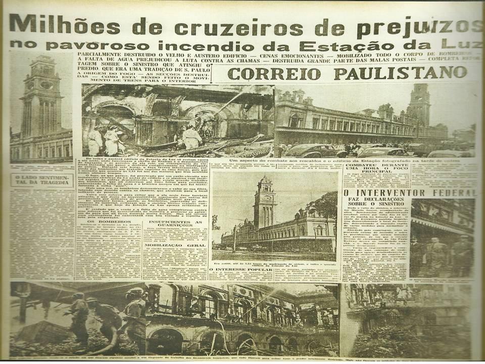 O Correio Paulistano em Novembro de 1946.
