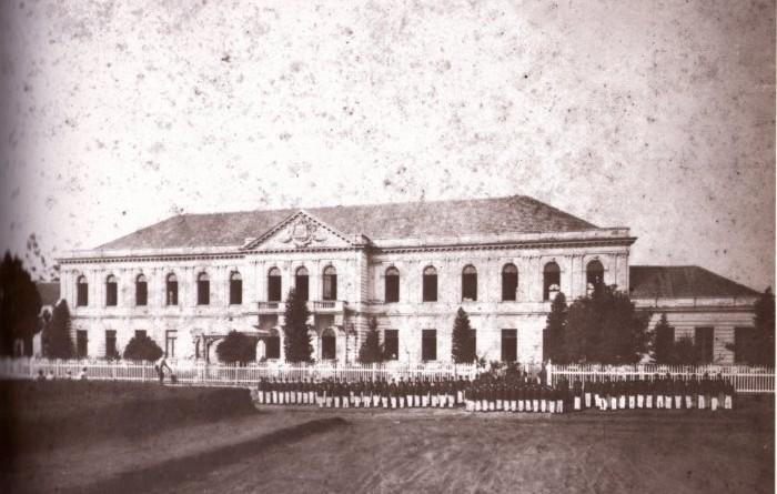 Antigo Instituto Ana Rosa