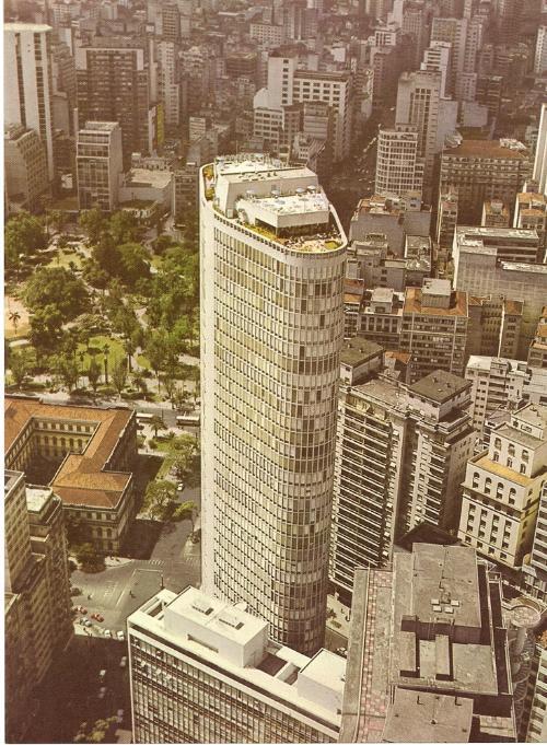 Edifício Itália em 1970.