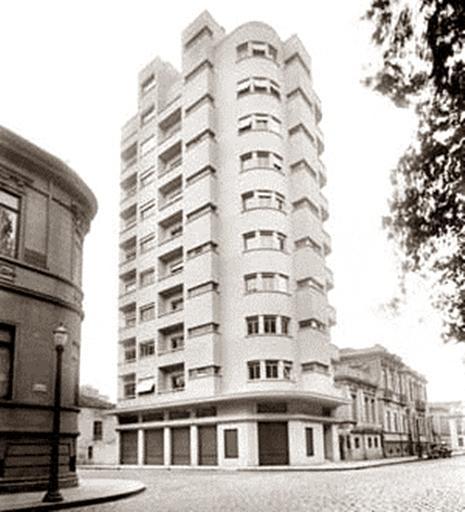 Registro do Edifício Sarti