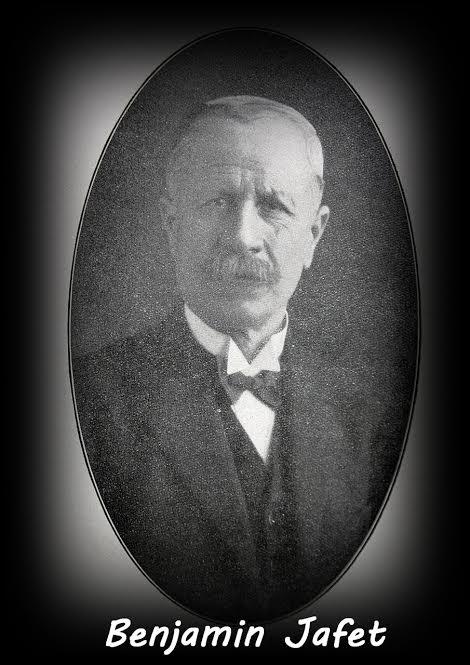 Benjamin Jafet