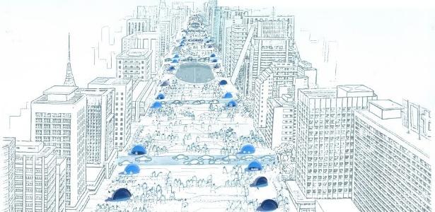 Projeto revisado pelo arquiteto Nadir Mezerani