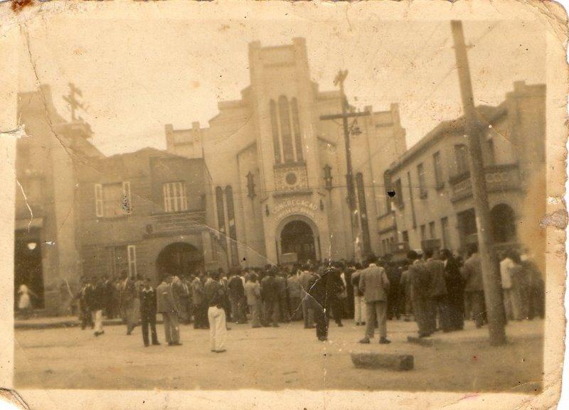 Imagem do Bom Retiro em 1958