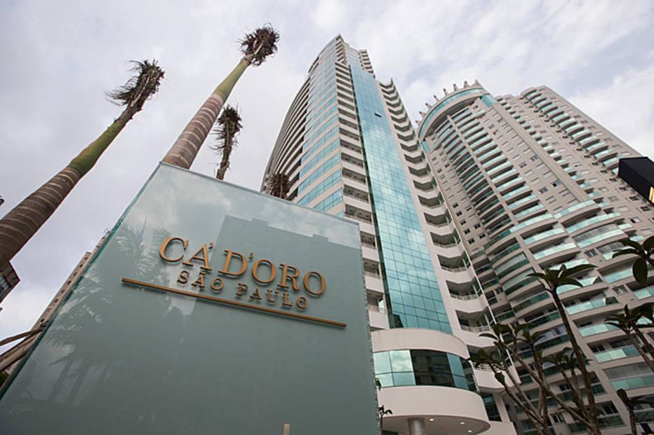 Resultado de imagen para Hotel Ca´d´Oro Sao Paulo
