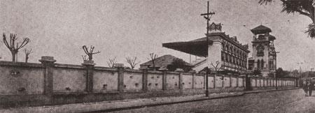Hipódromo da Mooca em 1924.