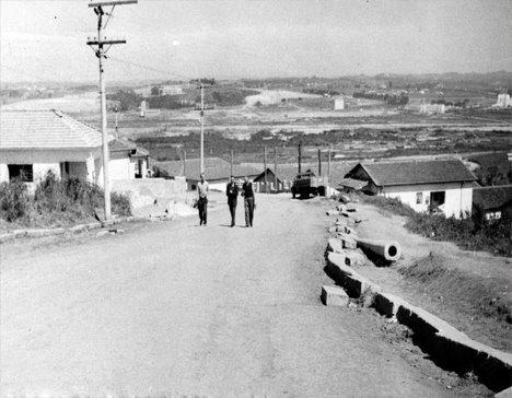 Alto da Lapa em 1956
