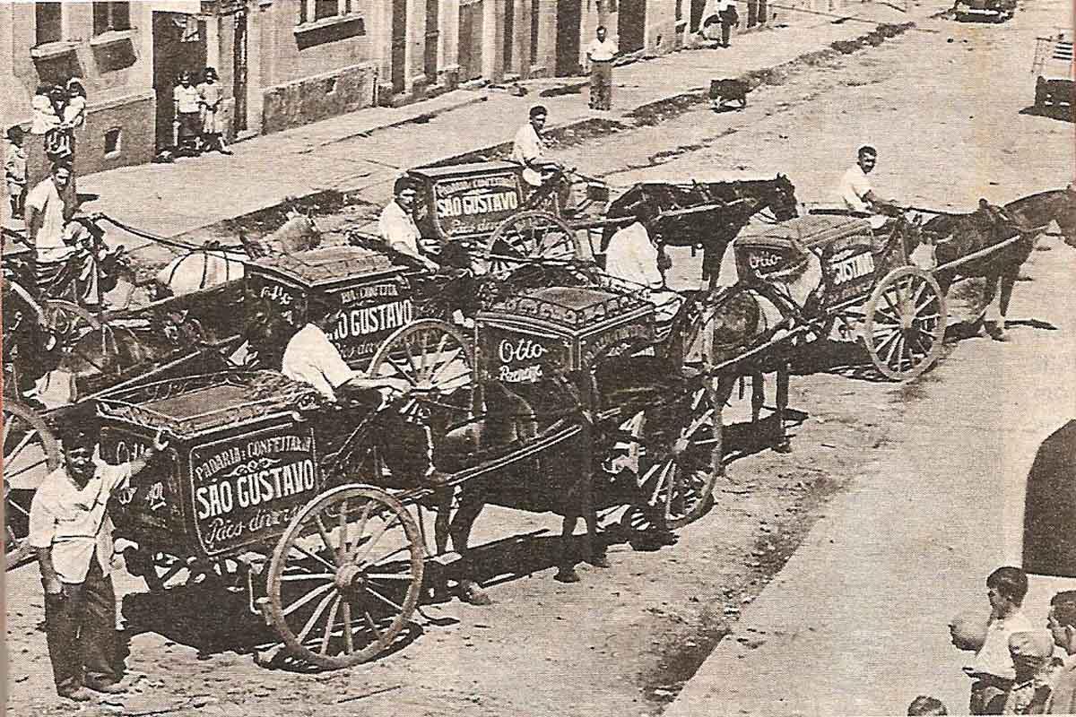 A Mooca na década de 30.