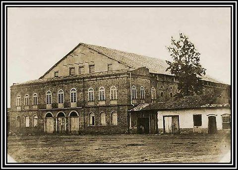 Teatro São José em 1864.