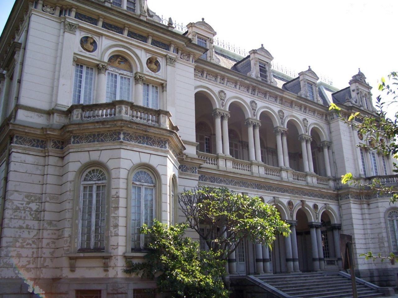 Registro atual do Palácio dos Campos Elíseos.