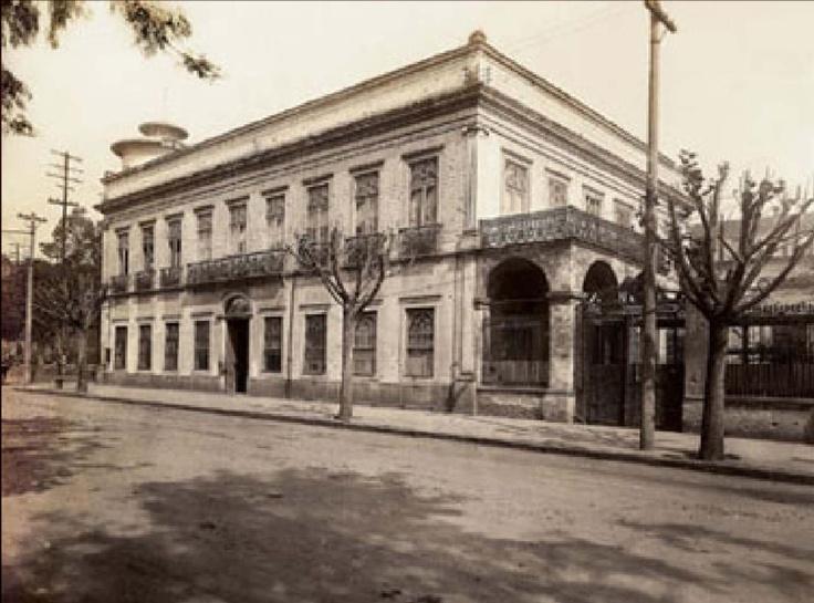 Escola Politécnica em 1920.