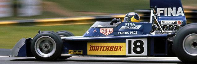 Carro de José Carlos Pace