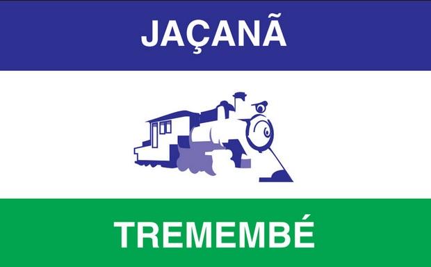 Bandeira do Jaçanã e do Tremembé