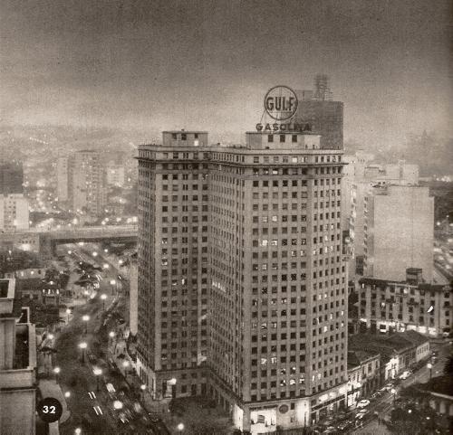 Edifício Brasilar em 1954