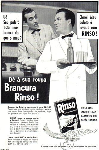 Propaganda do Rinso