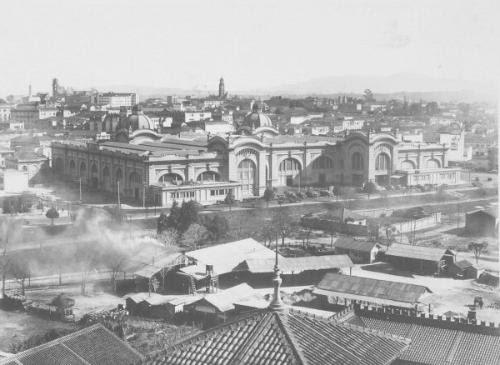 Mercado Municipal 1935.