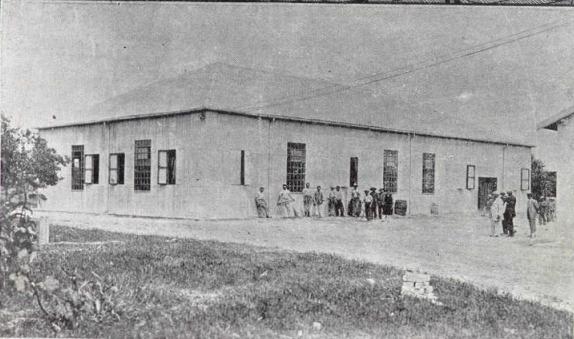 Uma das primeiras imagens do Instituto Disciplinar. (Fonte: A Cigarra)