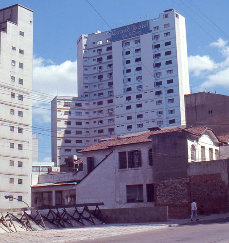 Hotel Ca'd'Oro na década de 70