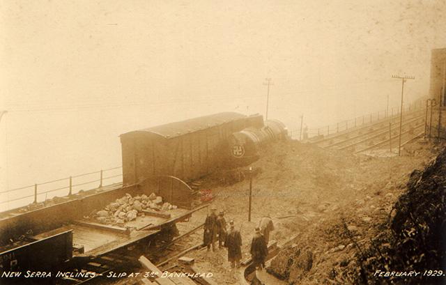 """E essa foto da Serra do Mar, com  uma """"suástica"""" em 1929? Curioso, não?"""
