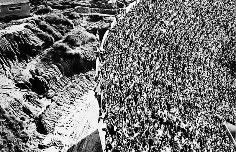 Registro do Morumbi em 1971
